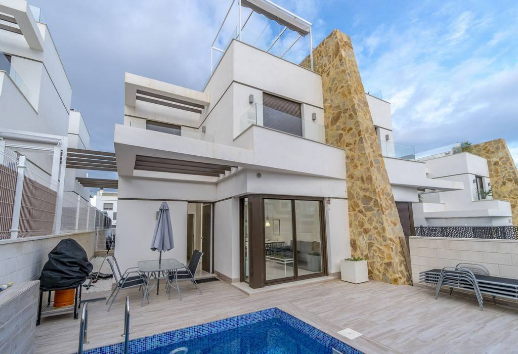 Townhouse in Orihuela Costa (Alicante/Alacant)