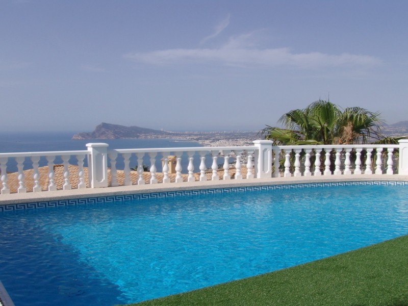 Villa in Altea Hills (Alicante province)