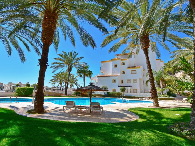 Apartment in Altea Mascarat (Alicante province)