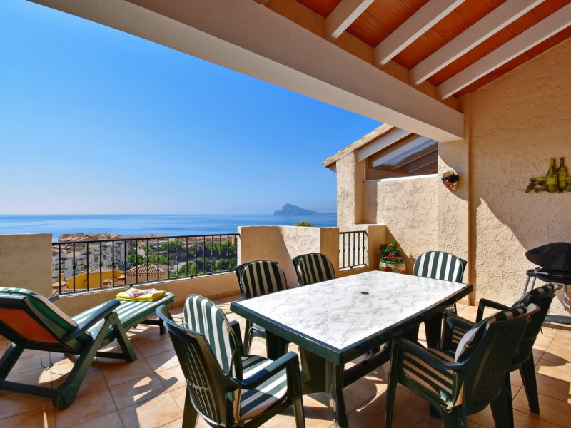 Townhouse in Altea Mascarat (Alicante province)