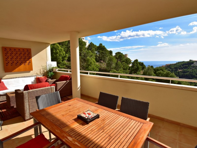 Apartment in Altea Hills (Alicante province)